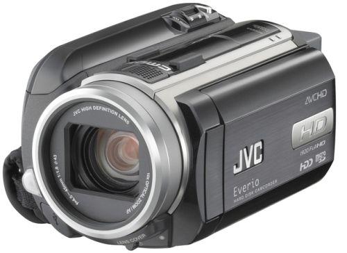 JVC HD40