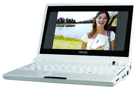 Asus Eee PC TouchScreen
