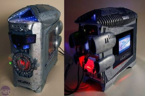 Battle Star Galactica PC MOD