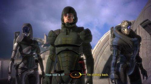 BioWare Mass Effect iPhone