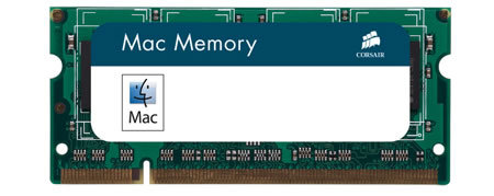 Corsair RAM memory for Mac