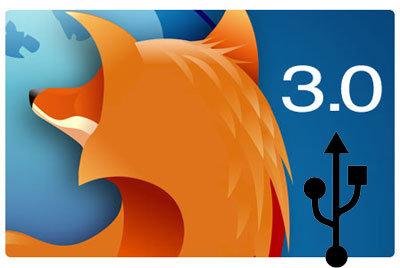 Firefox 3.0 Portable USB