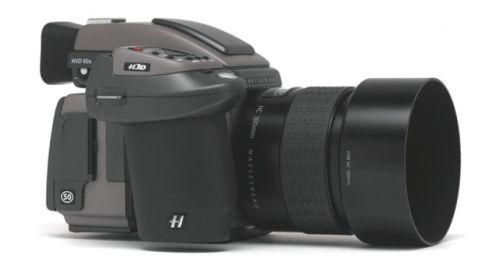 Hasselblad H3DII-50: Montruo Digital de 50 MegaPixeles Haselblad