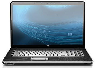 HP HDX18T Notebook
