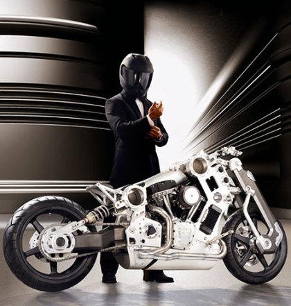 Motocicleta Fighter