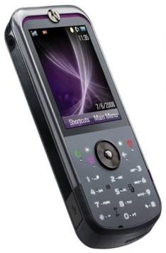 Motorola ZN5 MOTOZINE