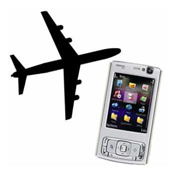 Móviles en Aviones