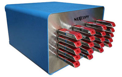 NexCopy USB Duplicador