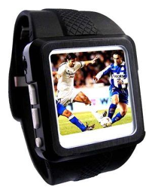 Reloj Video OLED