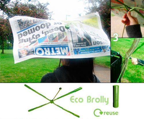Umbrella Eco Brolly
