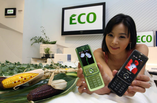 Samsung Eco Phone