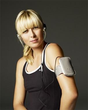 Sony Ericsson Maria Sharapova Accesorios