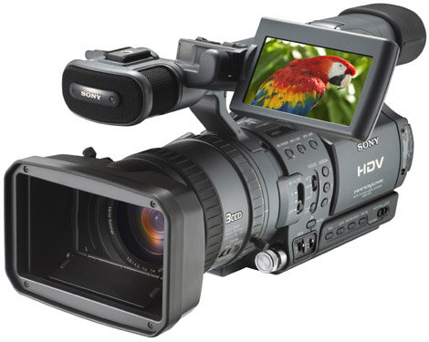 Sony HDR FX 1000