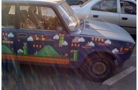 Super Mario Car 2