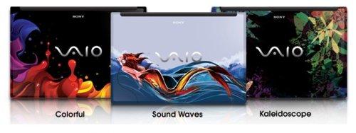 Sony Vaio Graphic Splash