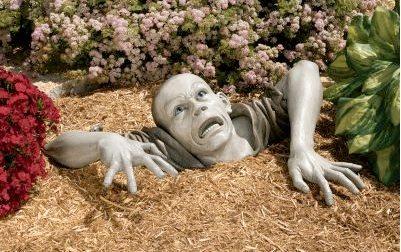 Zombie para Jardin