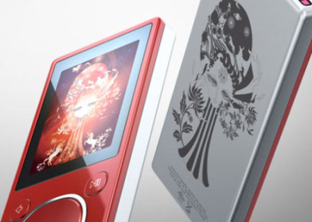 Zune tatoo series