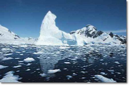 Lluvias de abril en el Ártico son signos del calentamiento global